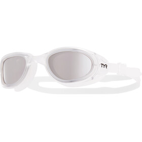 TYR Special Ops 2.0 Goggles Polarized Silver/Clear